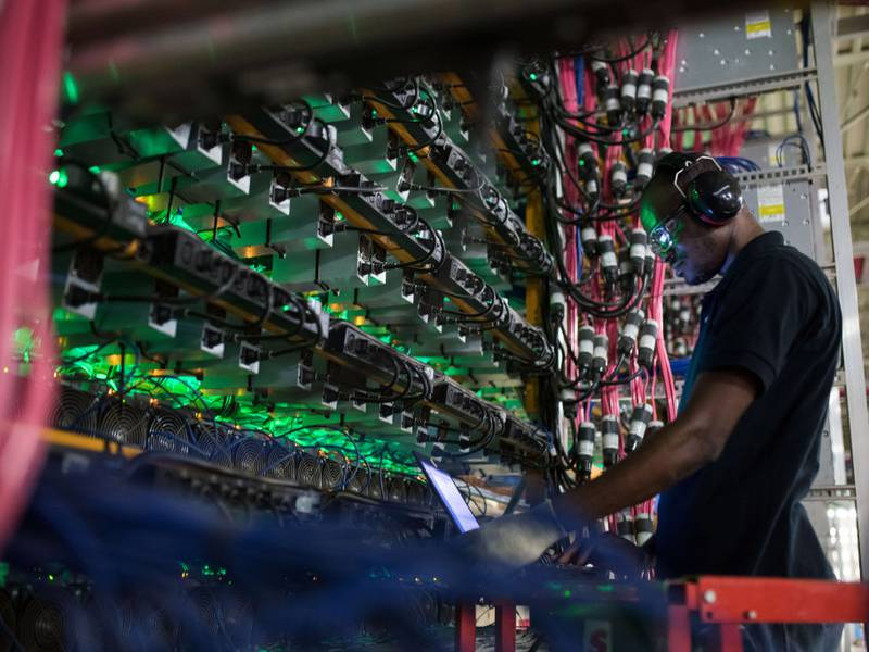 Bitcoin Mining – Hashrate & Difficulty